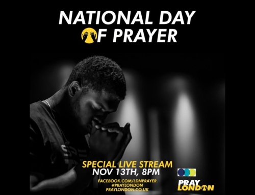 National Day of Prayer Friday 13th November 2020