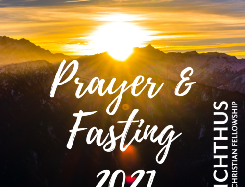 Ichthus Prayer & Fasting 2021